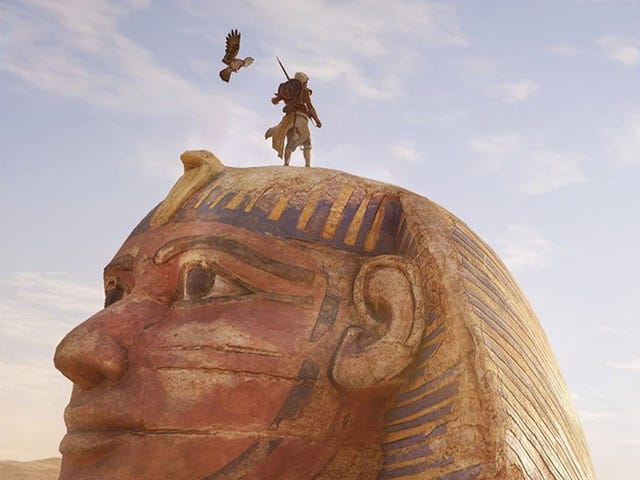 This Assassin's Creed Origins Deal Isn't a Pyramid Scheme