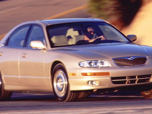 Mazda Is Looking To Buy A Pristine 1995 Millenia S If You Have One