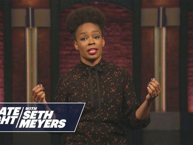 Amber Ruffin spreekt namens Black Women voor Doug Jones's Alabama Win: 'You're!  Welkom!'