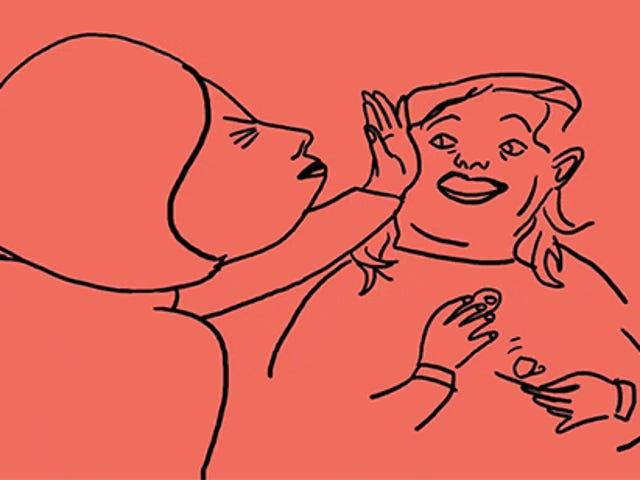 Ang Silly Animation ay nagpapakita ng Madilim na Mga Lihim na Pangkaisipang Lahat ay Mayroong Lahat