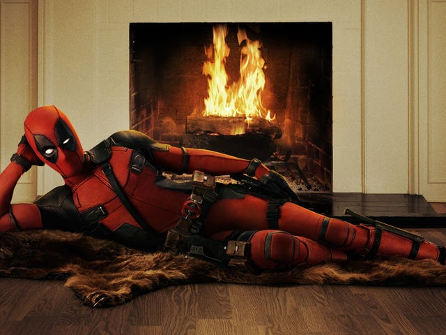 The <i>Deadpool</i> Movie Marketing Is Out of Control