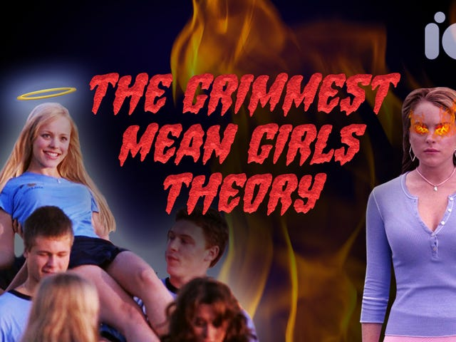 I've Got a Theory That Mean Girls Is a Dark Fairy Tale About a Doppelgänger