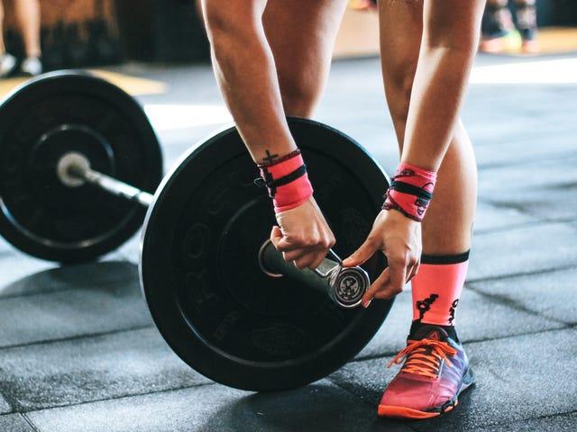 Jak zwalczać lęk w siłowni