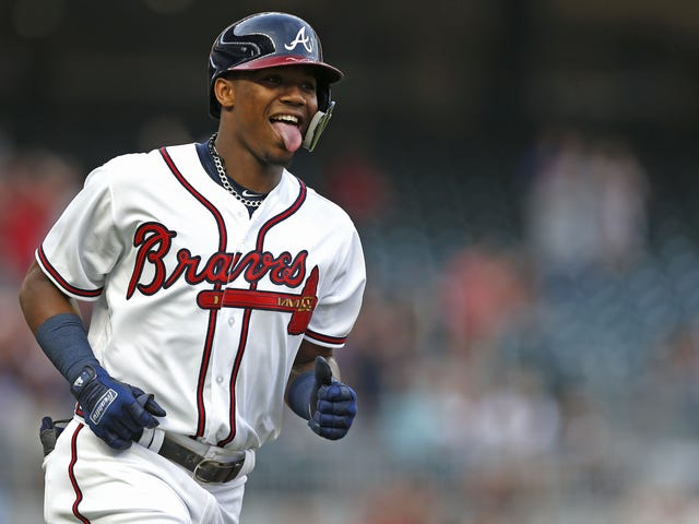 It Is UnconscionableHow Hot Ronald Acuña Is Right Now