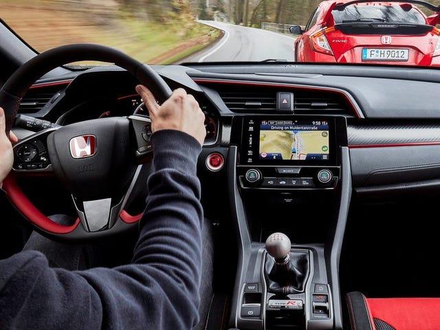 Honda revendique aucun problème spécifique en 2017 Civic Type R malgré les plaintes d'engrenage-meulage