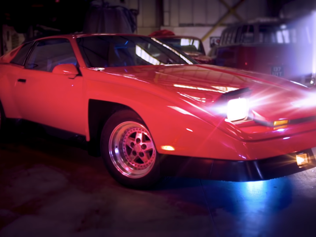 The Wild Pontiac Tojan Was the F-Body Supercar Made to Kill Ferraris