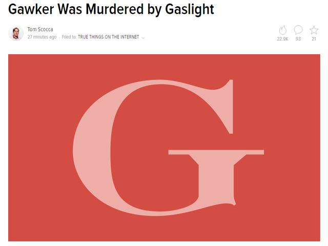 """Gaslight""는 Univison을위한 새로운 단어인가?"
