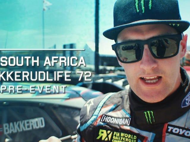 Cape Town, Rallycross and Gymkhana