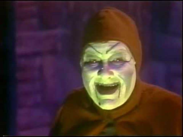 Happy Halloween from Sammy Terry...