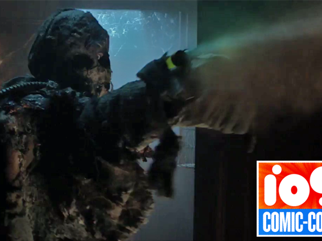Scarecrow Returns in Gotham's Next-Level Bonkers Comic-Con Sizzle Reel