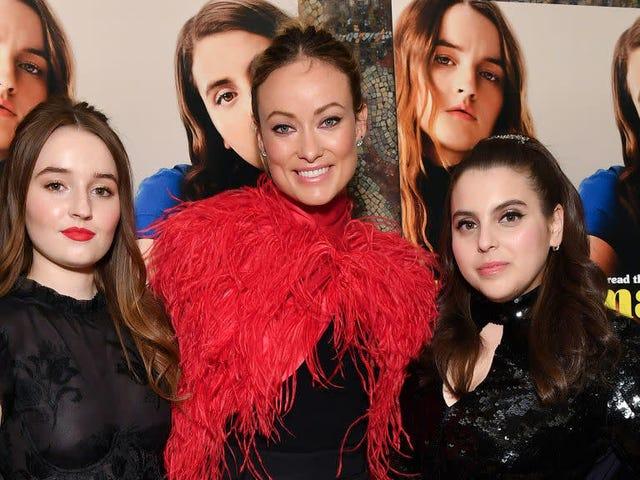 Olivia Wilde deseja que os críticos não rotulem a Booksmart de uma 'versão feminina' de Superbad