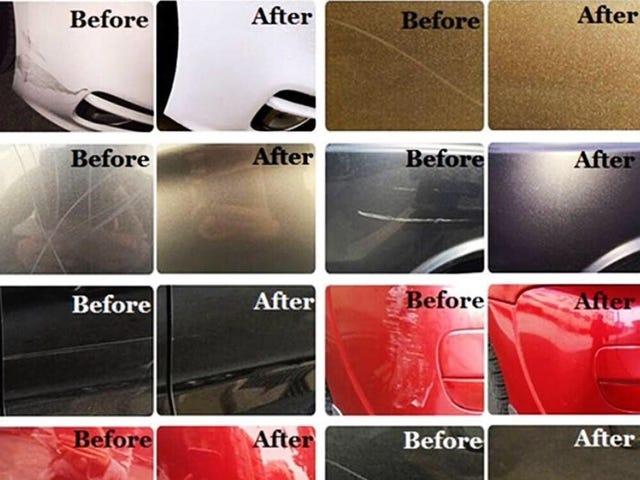 Kits de reparación de raspaduras para automóviles Auto Body Compound Polishing Auto Accessories