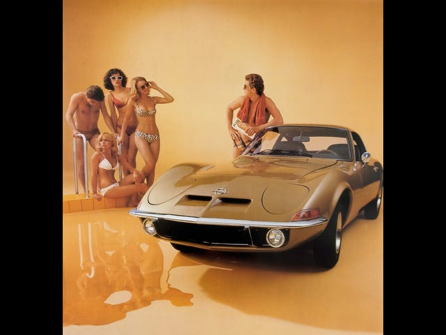 Some Opel GT facts for you