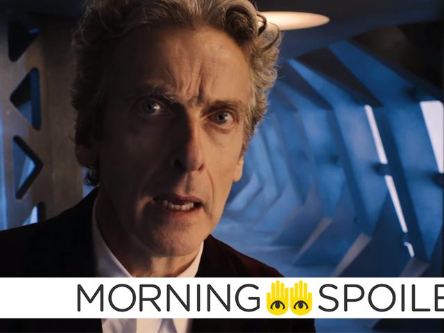 Rumores aún más absurdos sobre el futuro de Peter Capaldi en <i>Doctor Who</i>
