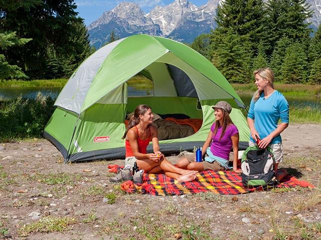 Ota tämä $ 67 Coleman Sundome-teltta seuraavalla retkeillesi