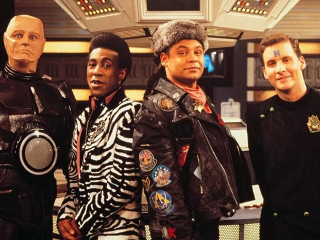 Happy Birthday, Red Dwarf
