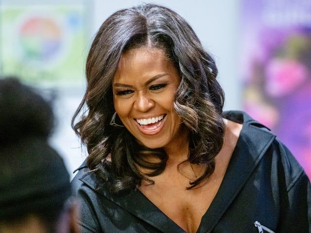Michelle Obama sait ce que Meghan Markle traverse