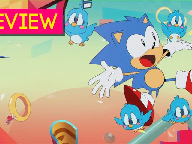 <i>Sonic Mania:</i> The <i>Kotaku</i> Review