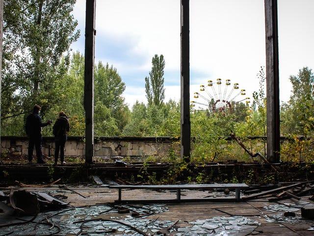 Ucrania tiene un योजना para Industrializar Chernóbil: Convertirla en un almacén परमाणु