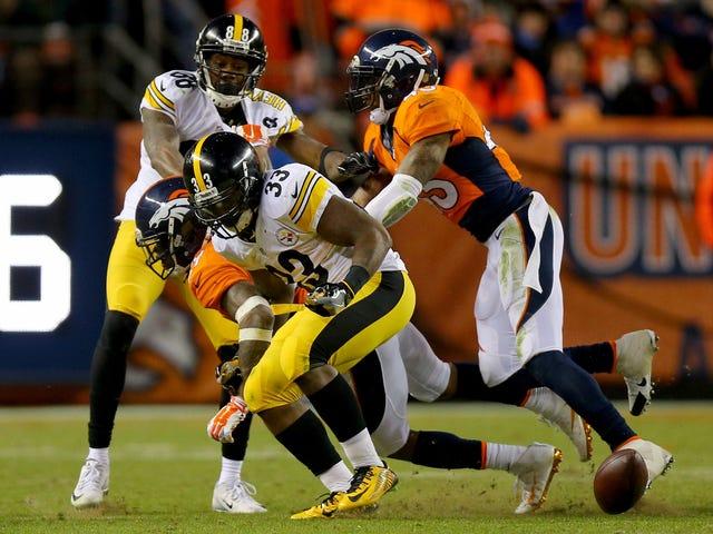 Gli Steelers non possono permettersi l'errore che hanno fatto