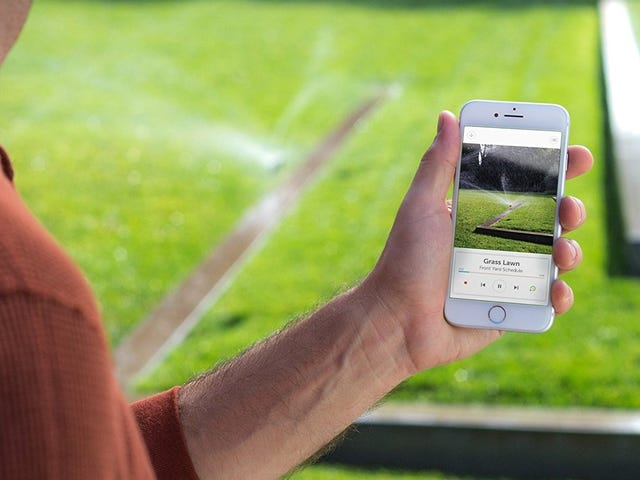 Add Your Sprinklers To Your Smart Home Setup For $150