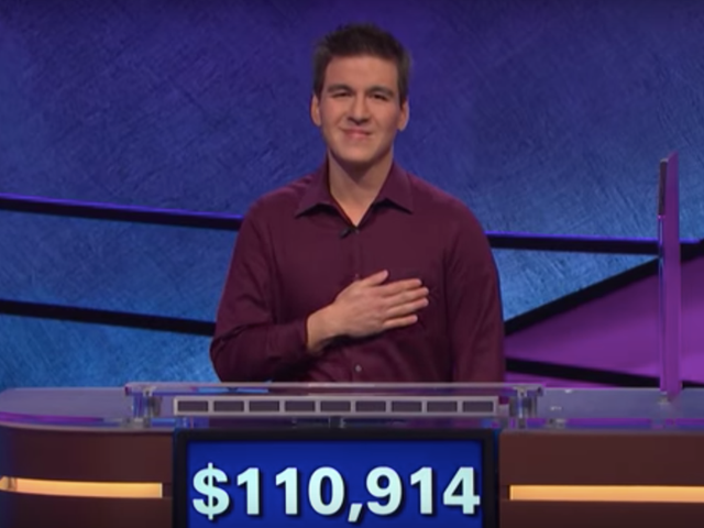 UPDATE: The current Jeopardy! champ is just kicking unholy amounts of ass