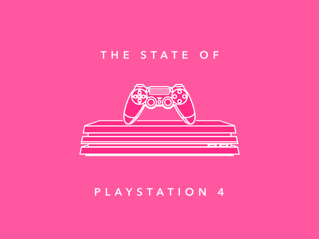 The State Of The PlayStation 4 In 2017