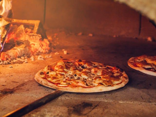 Por que você deve pedir sua pizza 'Uncut'