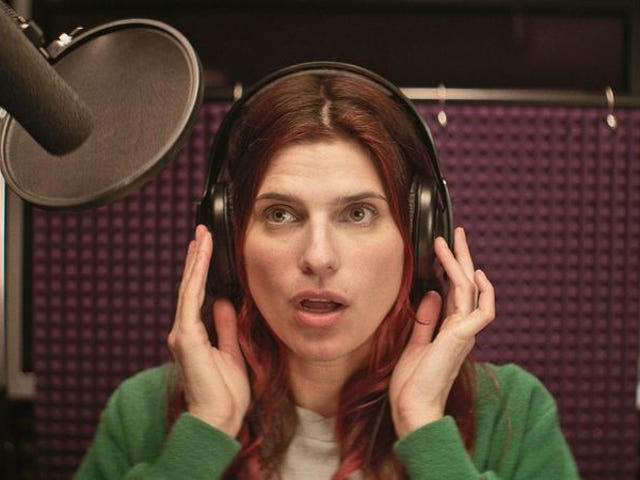Lake Bell holds nothing back on WTF, challenges Maron's idea of happiness