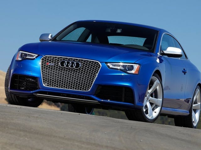 Did You Know You Could Buy A 450 HP Audi RS5 For $40,000?
