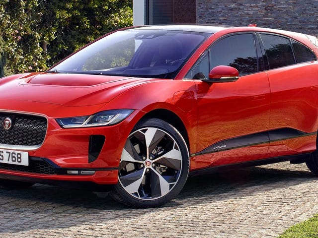 What Do You Want To Know About The Jaguar I-Pace?