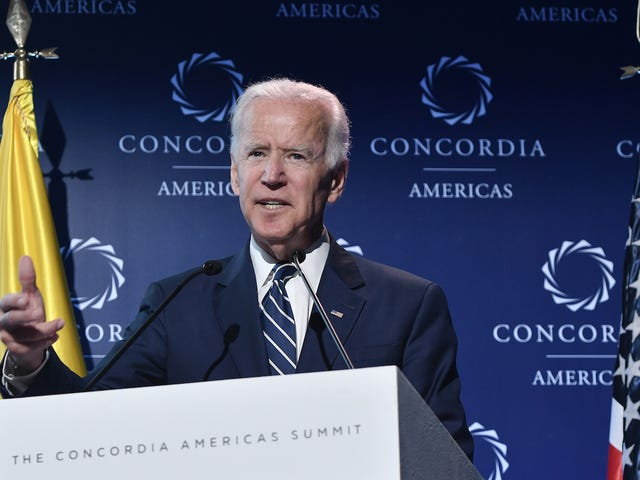 Joe Biden Says Anita Hill 'Was Vilified' and Expresses Regret, But It's Not Enough
