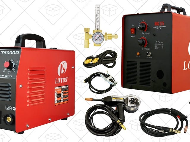 Add a Welder or Plasma Cutter To Your Tool Collection For the Best Prices Ever