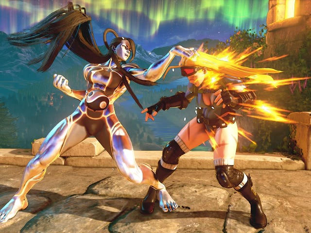 Capcom Finally Applies Band-Aid To Street Fighter V's Broken Online Multiplayer