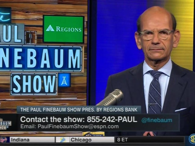 Auburn Fan Tammy Goes Back On The Finebaum Show, Gets Mad As Hell