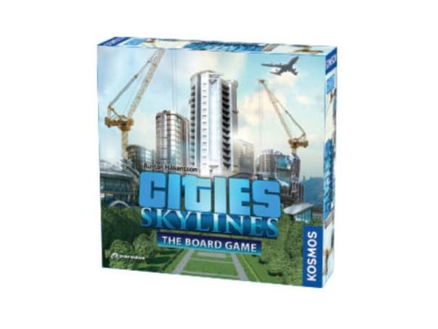 Cities: Skylines Is Becoming A Board Game