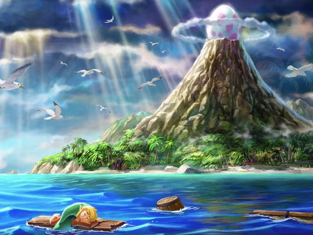 <i>Zelda: Link&#39;s Awakening</i> får Remade for Switch