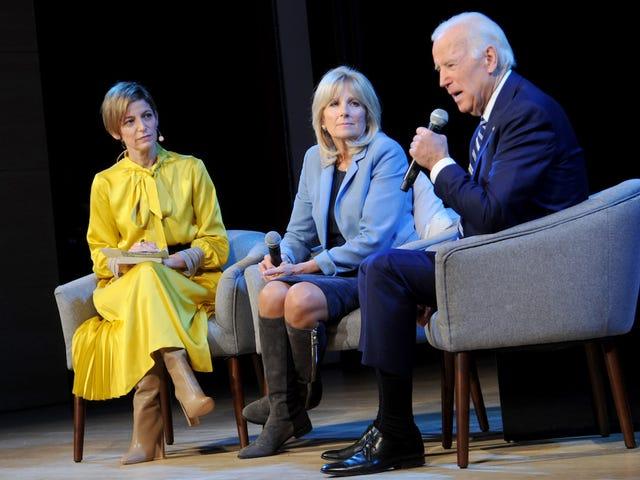Joe Biden on Anita Hill: 'I Feel Really Badly That She Didn't Feel Like the Process Worked'