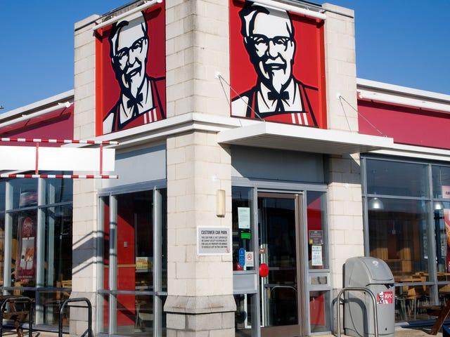 Clustercluck: KFC chicken shortage in U.K. not actual sign of apocalypse