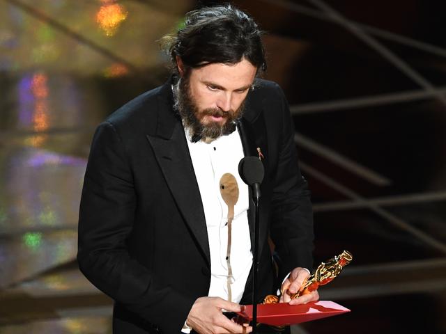 Fucking Creep Wins Oscar