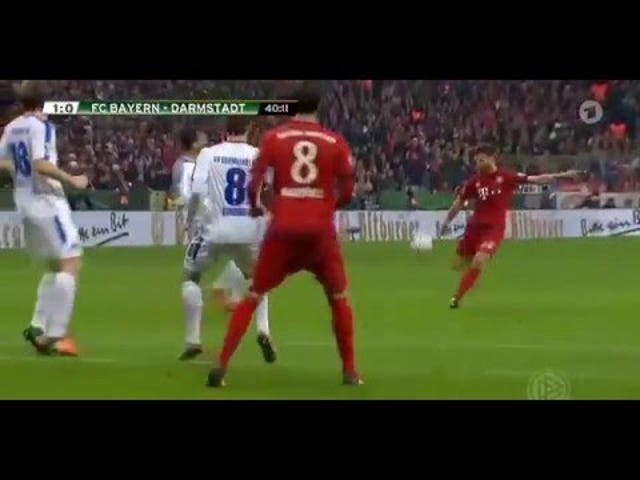 Espectacular Xabi Alonso Strike de largo alcance salva al Bayern Munich