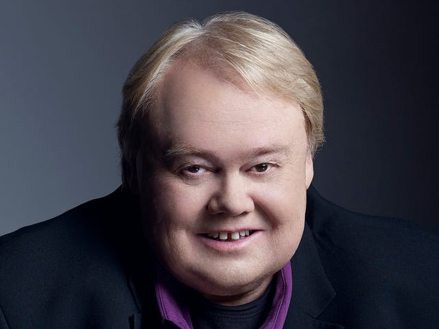 Louie Anderson's joining the Search Party