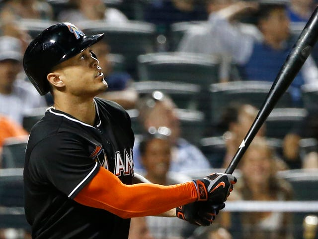Giancarlo Stanton Has All The Dingers You Need