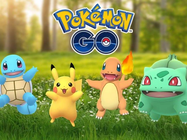 <i>Pokémon GO</i> règlement du procès <i>Pokémon GO</i> pourrait entraîner la suppression de certains Pokéstops et gymnases