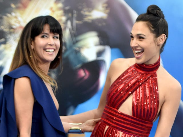 Patty Jenkins Calls Out James Cameron's 'Inability to Understand What Wonder Woman Is'