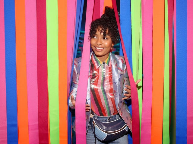 She's Grown-ish! Happy 18th Birthday, Yara Shahidi!