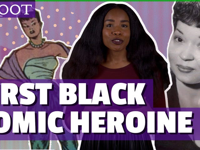 Watch: This Heroine Paved the Way for Black Women in Comics