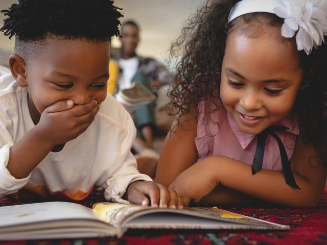 Ipakilala ang Iyong Mga Anak sa Mga Diverse na Libro Sa Serbisyong Ito