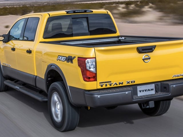 What Do You Want To Know About The Nissan Titan Cummins Diesel?