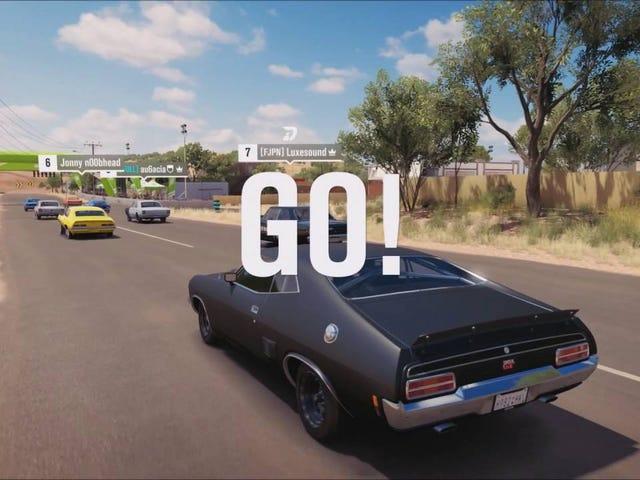 Forza Horizon 4 ei lataudu kunnolla ...